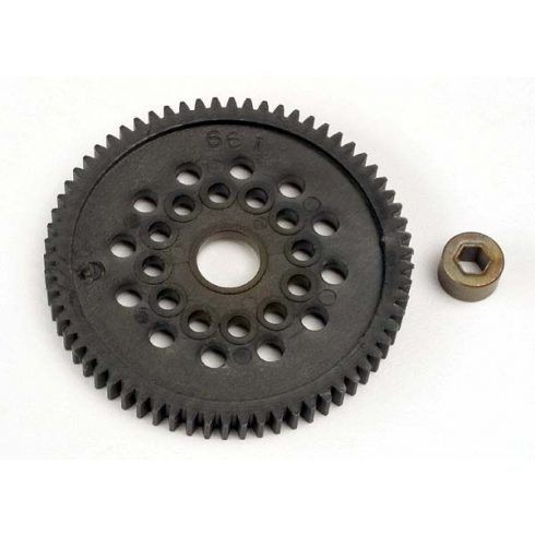 Spur gear (66-Tooth) (32-Pitch)