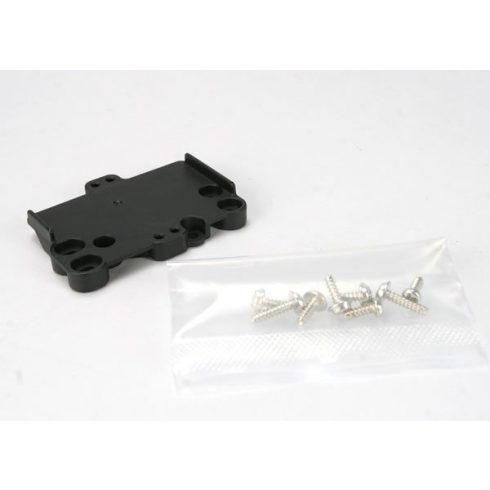 Mounting plate, speed control