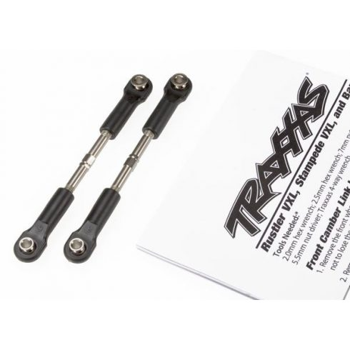 Turnbuckles, camber link, 49mm
