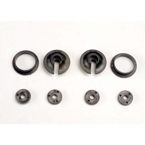 Spring retainers, upper & lower
