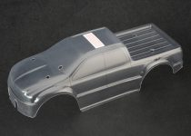 Traxxas Body, E-Maxx® (clear, requires painting)