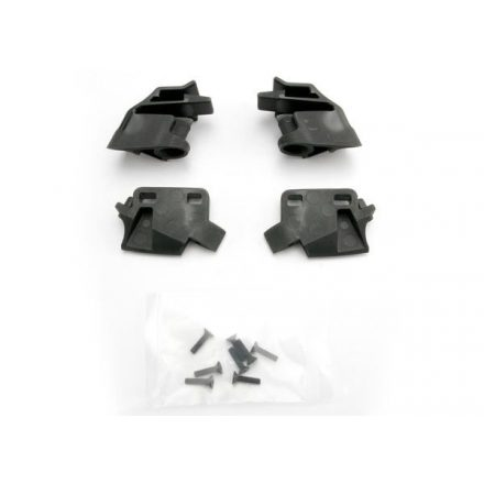 Retainer, battery hold-down, front