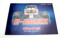 Traxxas Owner's Manual, E-Maxx®
