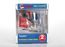Traxxas TRX® PRO.15 W/O PS, W/LONG CRANK