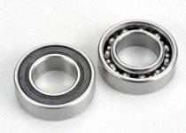 Traxxas Ball Bearings, crankshaft, 9x17x5mm (front & rear) (2)