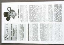 Traxxas Engine manual, TRX®