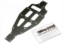 Traxxas Lower chassis, graphite
