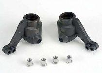 Traxxas Steering blocks/ axle housings (l&r) w/ metal inserts(3x4.5x5.5mm) (2)
