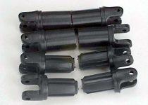Traxxas Driveshafts, telescopic (4-external & 4-internal)