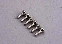 Traxxas  Ball screws (3x12mm) (lower shock attachment screws) (6)