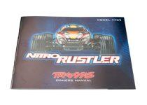 Traxxas  Owner's Manual, Nitro Rustler®