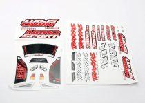Traxxas Decal sheets, Nitro Sport