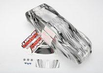 Traxxas Body, Nitro Sport 2008, ProGraphix®