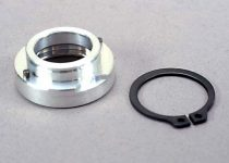 Traxxas Rear hub, 2nd/ snap ring
