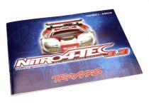Traxxas Owner's manual, Nitro 4-Tec® (with TRX® 3.3 Racing Engine)