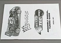 Traxxas Manual, Nitro 4-Tec® (with TRX® 2.5)
