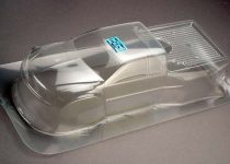 Traxxas  Body, T-Maxx® (clear, requires painting)