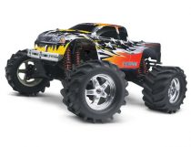 Traxxas Disruptor body for nitro Maxx® trucks (custom painted and trimmed)