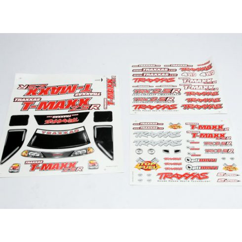 Traxxas Decal Sheet, T-Maxx® 2.5R