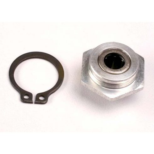 Traxxas Gear hub assembly, 1st/ one-way bearing/ snap ring