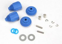 Traxxas  Rebuild kit (for Jato® steel constant-velocity driveshafts) (includes pins, dustboots, gaskets, e-clips, x-rings, lube, and hardware for 2 driveshaft assemblies)