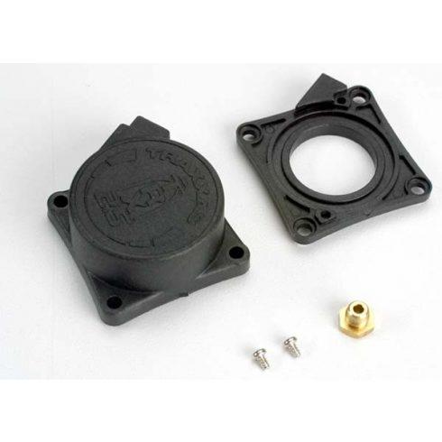 Traxxas Housing set, recoil starter/ 2x3mm RST (2) (TRX® 2.5, 2.5R)