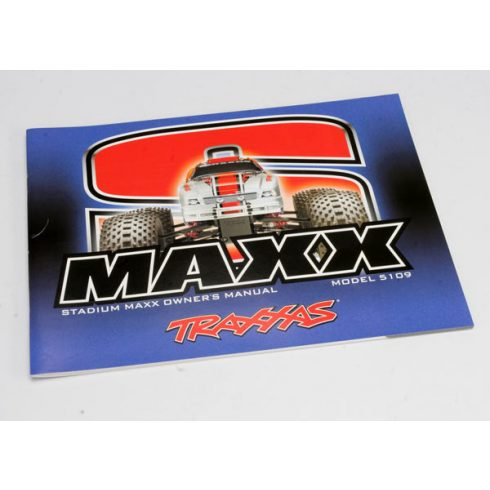 Traxxas Owner's Manual, S-Maxx®