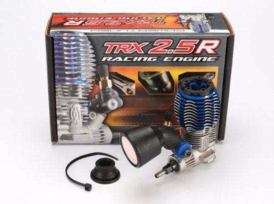 Traxxas TRX 2.5R engine IPS shaft w/o starter
