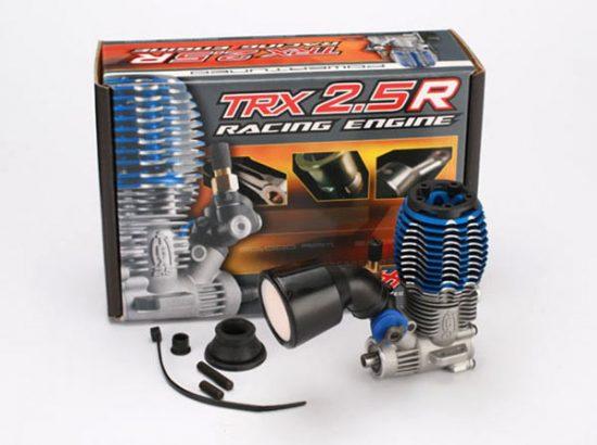 Traxxas TRX® 2.5R ENGINE MULTI-SHAFT W/O STARTER