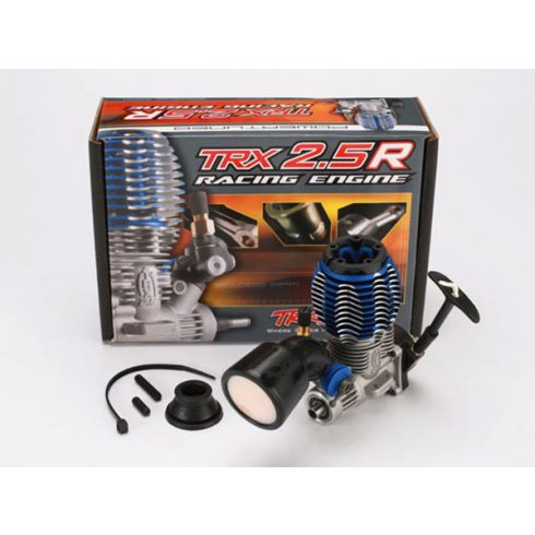 Traxxas TRX® 2.5R engine multi-shaft w/recoil starter