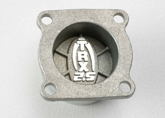 Traxxas Backplate/ 20x1.4mm O-ring (for engines w/o starter) (TRX® 2.5, 2.5R, 3.3)