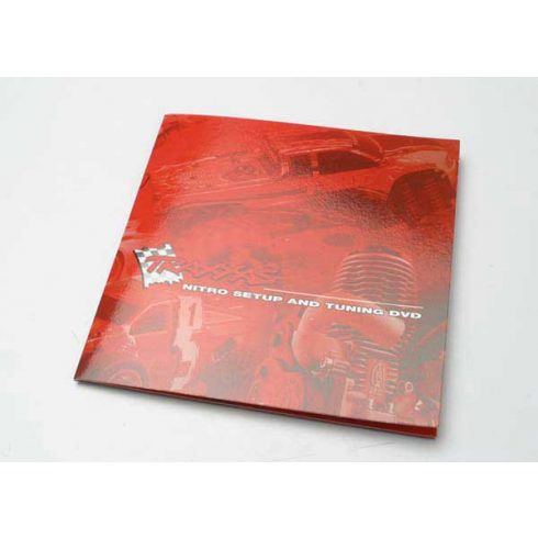 Traxxas TRX® 2.5 SETUP AND TUNING, DVD