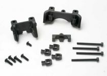 Traxxas Shock mounts (front & rear)/ wire clip (1)/ chassis wire clips (4)/ 3x32mm CS (4)/ 3x6mm BCS (1)