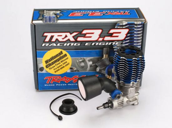 Traxxas TRX® 3.3 Engine IPS Shaft w/o Starter