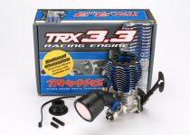 Traxxas TRX® 3.3 Engine Multi-Shaft w/Recoil Starter