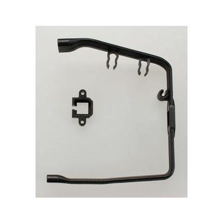 Roll hoop/ EZ-Start plug mount