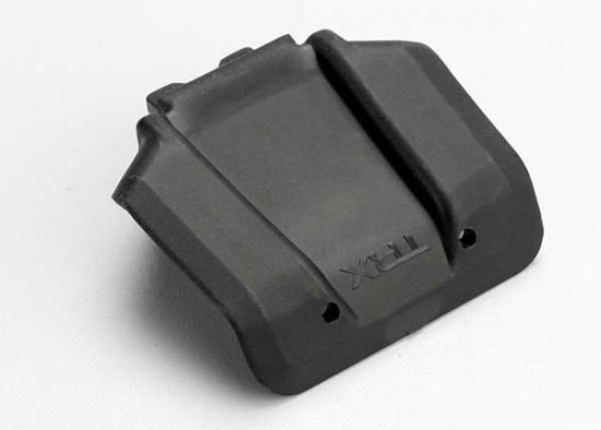 Traxxas Bumper, rear (for use with mid-mounted RX battery)