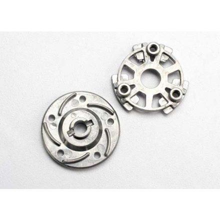 Slipper pressure plate & hub