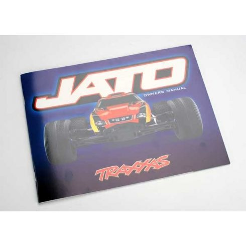 Traxxas Owner's Manual, Jato®