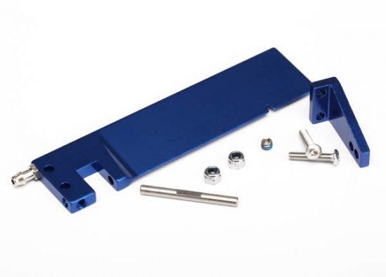 Traxxas Rudder/ rudder arm/ hinge pin/ 3x15mm BCS (stainless) (2)/ NL 3.0 (2)/4x3mm BCS (stainless, with threadlock) (1)