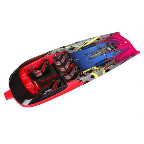 Traxxas Hatch, DCB M41, Hawaiian graphics (fully assembled)