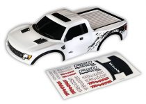 Traxxas Body, Ford Raptor®, white (first generation) (painted, decals applied)