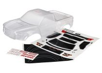 Traxxas Body, Ford Raptor®, heavy duty (clear, requires painting)/ decals