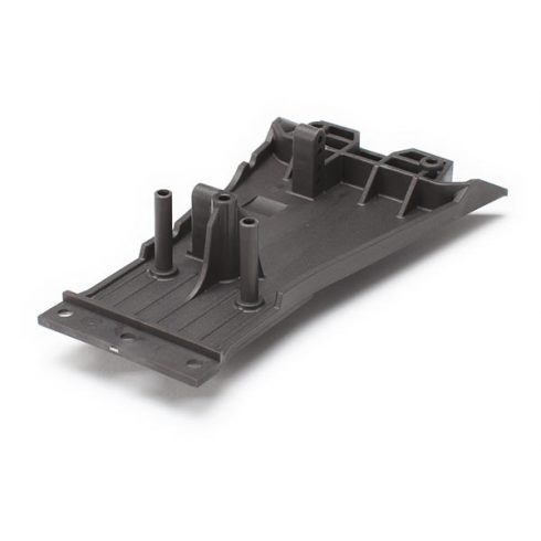 Traxxas  LOWER CHASSIS, LOW CG (GREY)