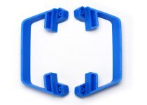 Traxxas NERF BARS, LOW CG (BLUE)