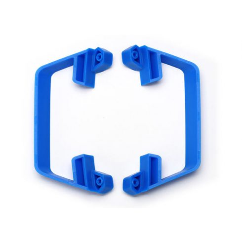 Traxxas NERF BARS, LOW CG (BLUE)