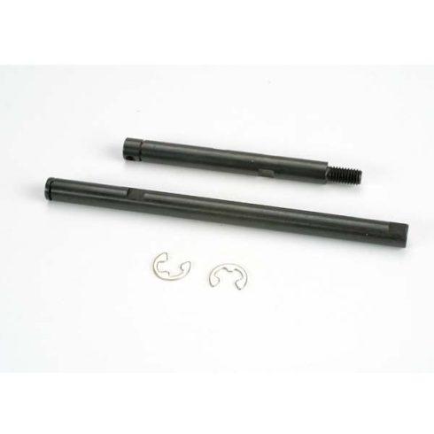 Traxxas Top & idler gear shafts