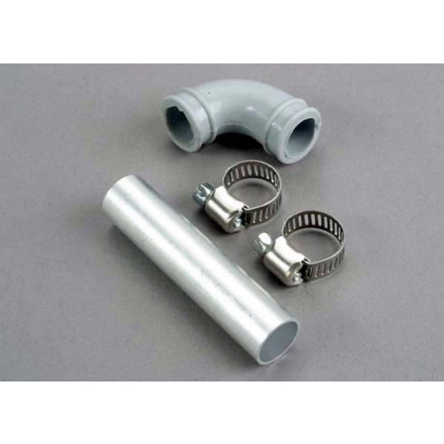 Traxxas Exhaust pipe/ fastener ring