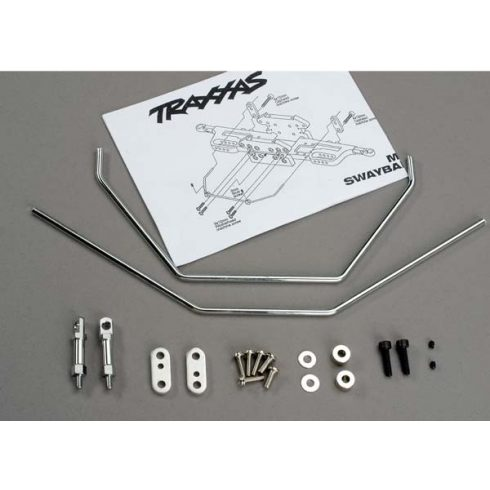 Traxxas Anti-sway bars (front & rear) w/ hardware