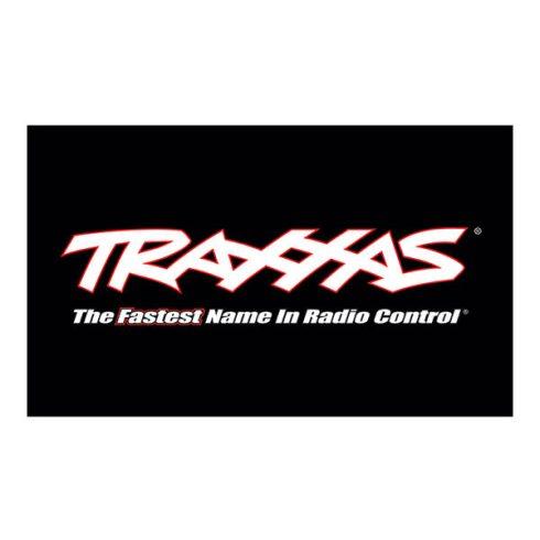 Traxxas 3' X 5' TRAXXAS® LOGO FLAG BLACK